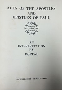 Acts of the Apostles and Epistles of Paul