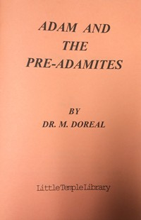 Adam and the Pre-Adamites