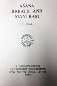 Asana Breath and Mantram