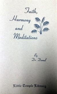 Faith Harmony and Meditations