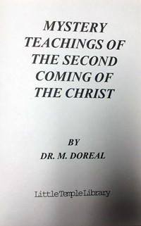 Mystery Teaching of the Second Coming of the Christ