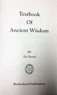 Textbook of Ancient Wisdom