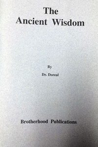 Textbook of Ancient Wisdom - Brotherhood of the White Temple