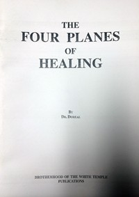 The Four Planes of Healing