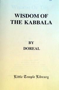 Wisdom of the Kabbala